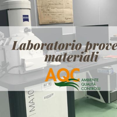 laboratorio accreditato effettuare prove meccaniche materiali